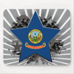 Idaho Star Mouse Pad