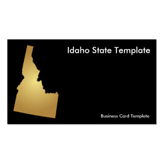 golden state business cards templates zazzle