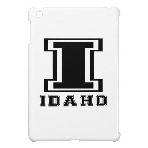 Idaho State Designs Case For The iPad Mini