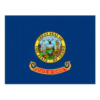 Idaho State Flag 2.png Postcard