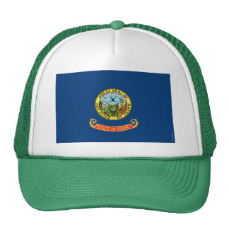 Idaho State Flag 2.png Trucker Hat