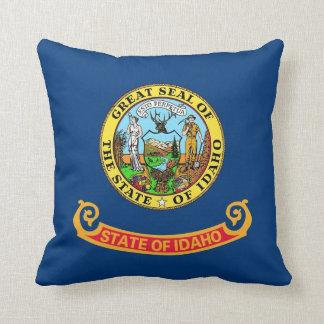 Idaho State Flag American MoJo Pillow