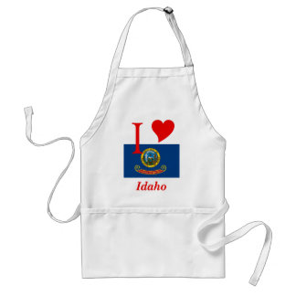 Idaho State Flag Apron