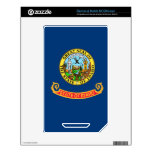 Idaho State Flag Decals For NOOK Color