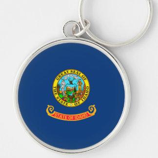 Idaho State Flag Design Keychain