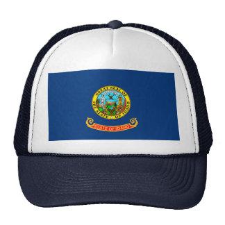 Idaho State Flag Design Trucker Hat