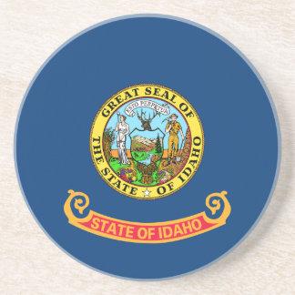 Idaho State Flag Drink Coaster