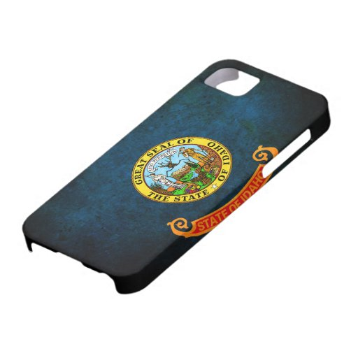 Idaho state flag iPhone 5 cases