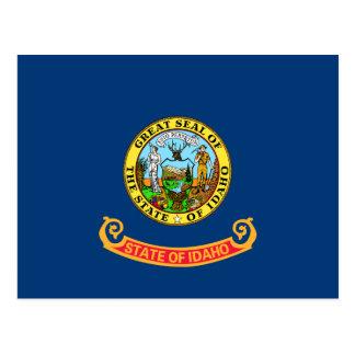 Idaho State Flag Postcard