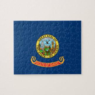 Idaho State Flag Puzzle