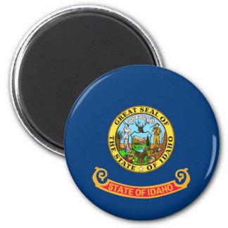 Idaho State Flag Refrigerator Magnets