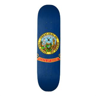 Idaho State Flag Skateboard Deck