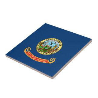 Idaho State Flag Tile
