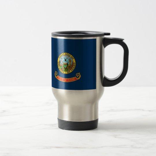 Idaho State Flag Travel Mug