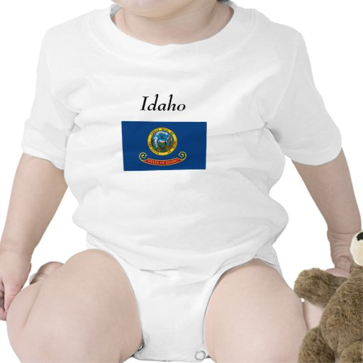 Idaho State Flag Tshirts