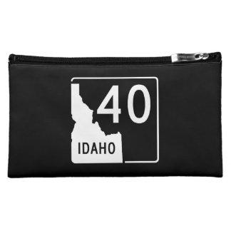 Idaho State Highway 40 Cosmetic Bag