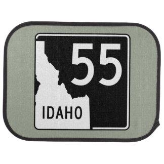 Idaho State Highway 55 Car Mat