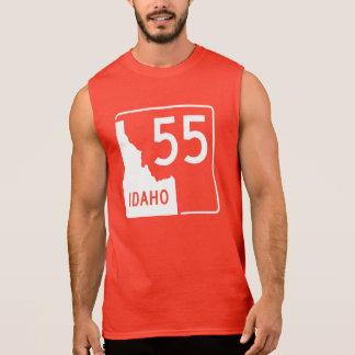Idaho State Highway 55 Sleeveless Shirt