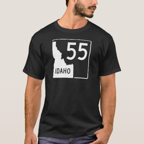 Idaho State Highway 55 T_Shirt