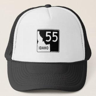 Idaho State Highway 55 Trucker Hat