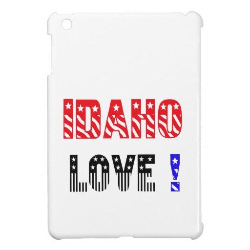 Idaho State Love !!!! iPad Mini Cover