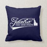 Idaho State of Mine Pillow