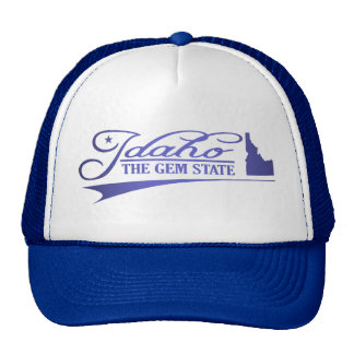 Idaho State of Mine Trucker Hat