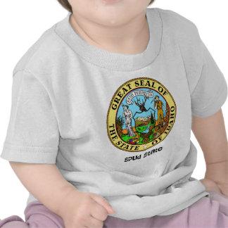 Idaho State Seal and Motto T Shirts