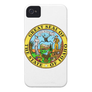 Idaho State Seal iPhone 4 Case