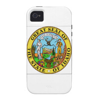Idaho State Seal Case For The iPhone 4