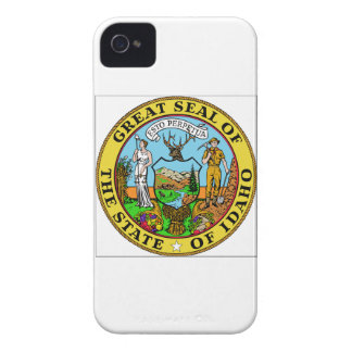 Idaho State Seal iPhone 4 Cases