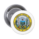 Idaho State Seal Pinback Buttons
