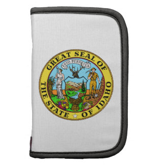 Idaho State Seal Folio Planners