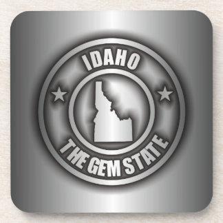 """""""Idaho Steel"""" Drink Coasters"""