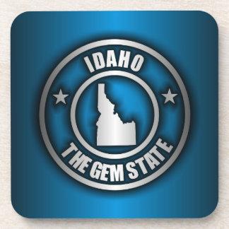 """""""Idaho Steel"""" Drink Coasters (B)"""