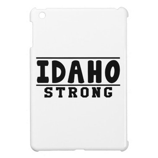 Idaho Strong Designs Case For The iPad Mini