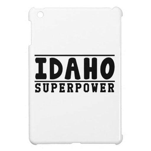 Idaho Superpower Designs iPad Mini Case