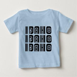 Idaho Trio Baby Tee shirt