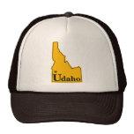 Idaho Udaho Gorras De Camionero