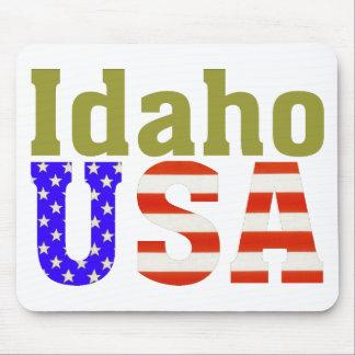 Idaho USA! Mouse Pad