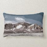 Idaho Winter Scenes Cutout Design Pillows