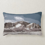 Idaho Winter Scenes Cutout Design Throw Pillows