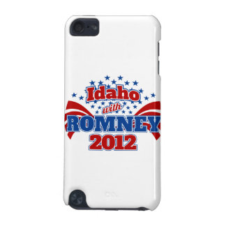 Idaho with Romney 2012 iPod Touch 5G Case