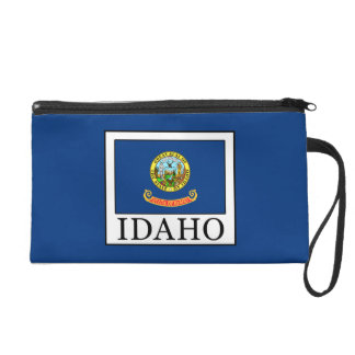 Idaho Wristlet