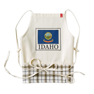 Idaho Zazzle HEART Apron