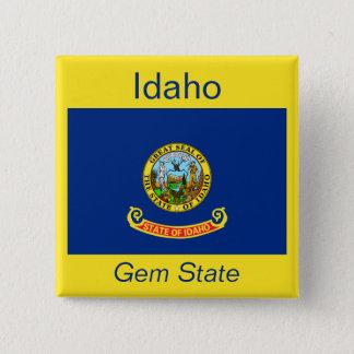 Idahoan Flag Button