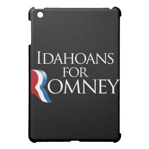 Idahoans for Romney -.png iPad Mini Cover