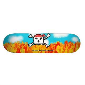 Idalia Zachara Skateboards