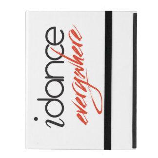 iDance everywhere iPad Folio Case