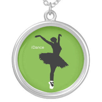 iDance (green) necklace